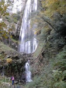 Cascada de Aguasaliu