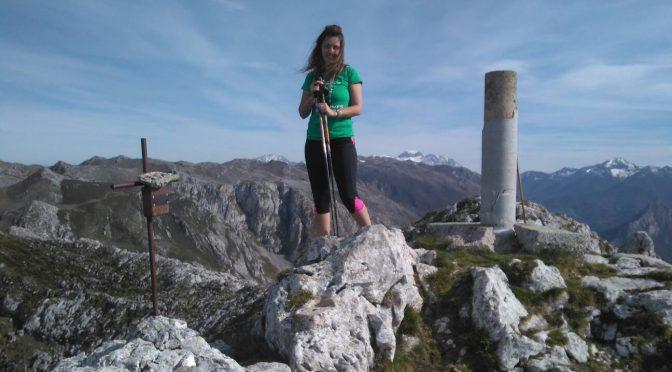 Peña Sobia, 1500 m