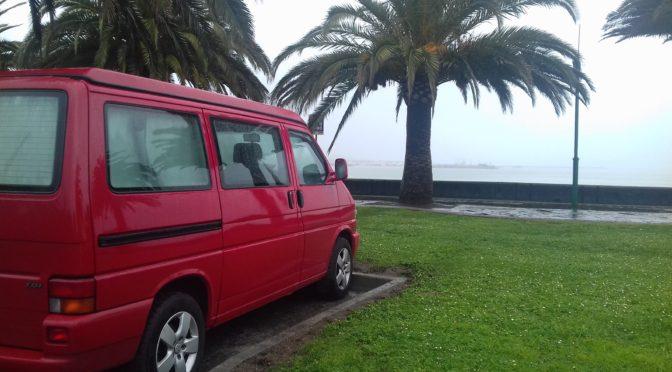 Portugal desde Asturias en furgo-4 días