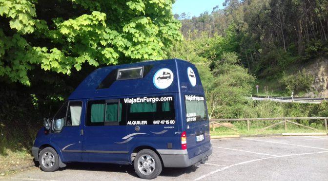 Asturias en furgo 3 noches