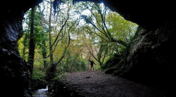 Cueva de San Pedrin-Peña de los 4 jueces