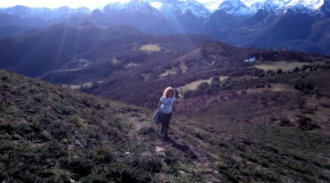 Picu Bisolosu- Brañavalera desde La Cobertoria