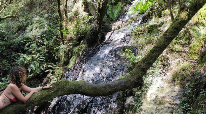 Cascada de Pena do Encanto